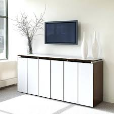 modern file cabinet. White Lacquer File Cabinet Cabinets Modern Home Office