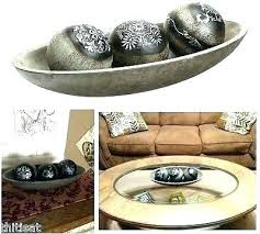 Decorative Bowls For Coffee Tables red decorative balls for bowls aproductionsme 37