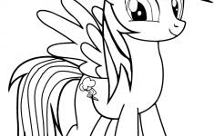 Small Picture Rainbow Dash Coloring Pages Coloring Page Download U0026amp Print