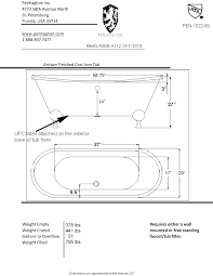 clawfoot tub dimensions. Clawfoot Tub Dimensions Typical Antique Faucet Drain Size Sizes Functional To