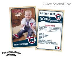 custom baseball cards baseball card etsy