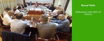 international conference mumbai chapt round table meet