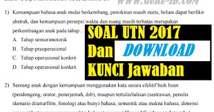 We did not find results for: Latihan Soal Ppg 2018 Kunci Jawaban Info Pendidikan Terbaru