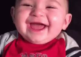 Images Baby Cute Gray Gif Baby Cute Smile Discover Share Gifs