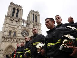 Opinion: Amid Devastation, Paris Firefighters' Bravery Is An ...