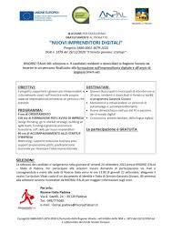 Nuovi imprenditori digitali formazione per under 30Risorse Italia Srl