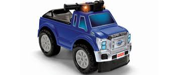 Power Wheels Ford Super Duty Pick-Up - Epic Kids Toys