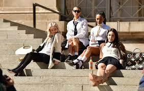 Gossip Girl' reboot ...