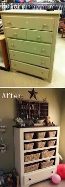 diy repurposed furniture. DIY Furniture Makeovers: Thrift Store Drawer Repurposed Into Funny Functional Storage. Diy O