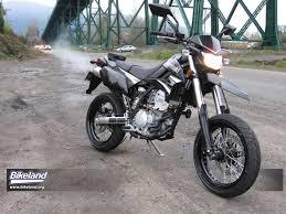 2009 kawasaki klx250sf supermotard first ride