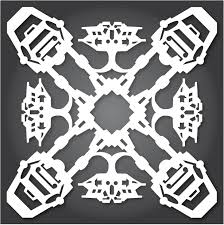 Star Wars Snowflakes Patterns