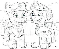 Coloring Pages Paw Patrol Coloring Book Target Pages Free And
