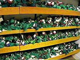 well the gift s have more nessie gifts than you can imagine besides the obligatory t shirts postcards and baseball caps there are walls of stuffed