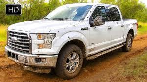 2015 Ford F-150 EcoBoost 4x4 Pickup Truck OFF ROAD HD - YouTube
