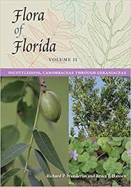 Flora of Florida, Volume II: Dicotyledons, Cabombaceae through
