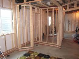 floating wall frame photo floating wall frame how to build a basement wall home design