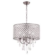 type chandeliers features crystal style drum modern contemporary finish electroplated suggested room fit dining room bedroom living room