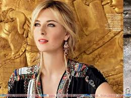 Image result for beautiful maria sharapova
