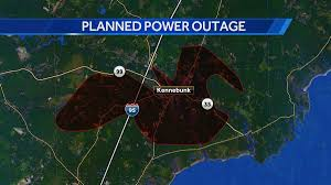 Kennebunk Light And Power Several Homes In The Kennebunk And Wells Area Lost Power