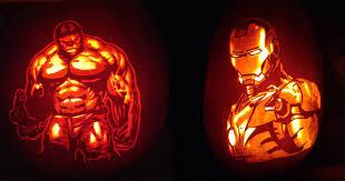 Captain America Pumpkin Designs Marvels Avengers Pumpkin Carving Guide 10 Easy Steps And