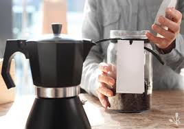 Add the coffee grounds in the basket (mind that 1tbsp goes to 8 ounces of water= 6 small cups). How To Make Coffee In A Percolator Kitchensanity