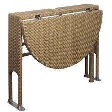 round fold in half table bobreuterstl fold in half table