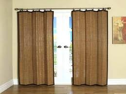 sliding glass door curtains curtain ideas decorating window coverings for patio doors