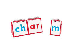 Educational Insights Phonics Modular Flip Charts Games
