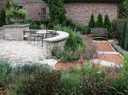 Floors Outdoor Spaces Bricks Concrete Stone Tile Wood. Natural Stone Patio