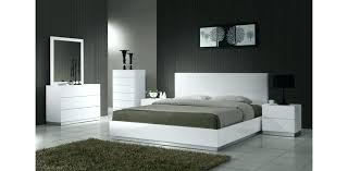 white lacquer bedroom furniture – lovinahome