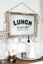 image vintage kitchen craft ideas. this only takes a few minutes to make but it will you smile every time walk into your kitchen image vintage craft ideas