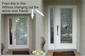 replacing glass in doors replace door slab with decorative glass door insert replacement rollers for glass