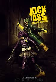 Kick-Ass 2: con un par (Kick-Ass 2: Balls to the Wall)  2013
