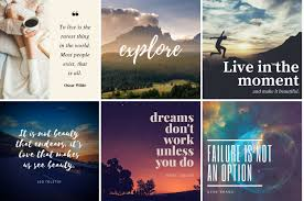 Create 10 Inspirational Quotes Images Video By Naecrix