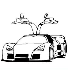 Disegni Da Stampare E Da Colorare Mezzi Di Trasporto Automobili