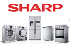 Sharp marka beyaz eşyalara yönelik 7-24 servis hizmeti