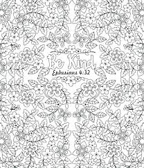 Scripture Coloring Pages Book Bible Verses Verse Page Kjv Mebelmag