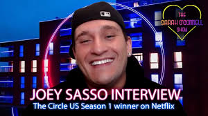 The second season of the circle began on april 14, 2021, on netflix, and concluded on may 5, 2021. Joey Sasso Interview The Circle Us Season 1 Winner Lady Gaga Adele The Circle Season 2 2021 Youtube