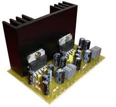 20 watt stereo amplifier with tda2005