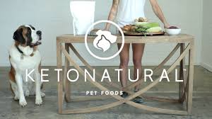 Ketona is a whole new kind of food for dogs. It's got the carbohydrate  content