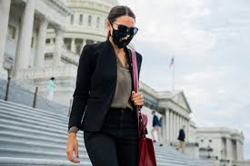 This time the freshman congresswoman is being accused of arrogance for her dismissal of critics of the green new deal climate initiative she is spearheading. Alexandria Ocasio Cortez Took Her Love Of Telfar To Congress Vogue