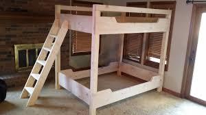 queen over queen bunk bed bedroom sets