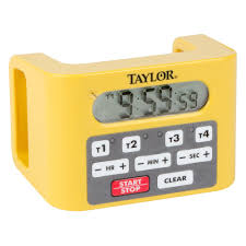 taylor 5839 four event commercial kitchen timer 38 90