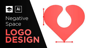 What Is Negative Space In Graphic Design Negative Space Logo Design In Illustrator Adobe Illustrator Tutorial Step By Step