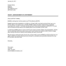 Sample Teacher Retirement Letter. teacher cover letter sample ...
