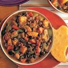 black bean chili with butternut squash