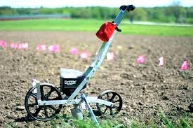 garden seed row planter vegetable single lambert