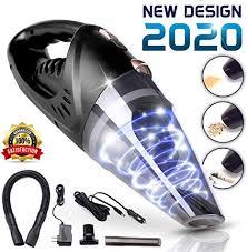 MEG Handheld Car Vacuum Cordless, Rechargeable ... - Amazon.com