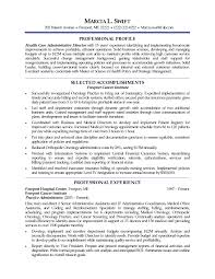 Free Resume Templates Examples Profile Sample Banking