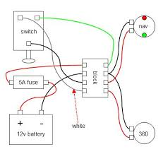 basic boat wiring diagram basic image wiring diagram